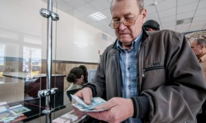 В Украине сегодня ограничиваются пенсии работающим пенсионерам