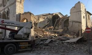 Землетрясение в Италии: зафиксированы 114 толчков