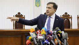 Саакашвили заявил, что суд наложил арест на его американскую карточку