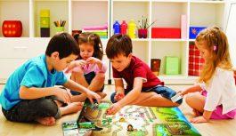 Вариант выбора настольных игр для ребенка