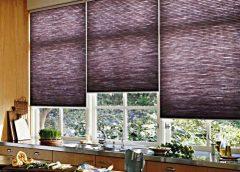 Рулонные шторы – гармоничное дополнение интерьера в любом стиле