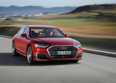 Высокий статус и престиж новой Audi A8