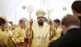 Епифаний рассказал, когда появятся руководящие органы УПЦ