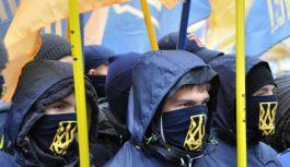 Facebook заблокировал страницу Нацкорпуса из-за акции «Нет кремлевским оккупантам»