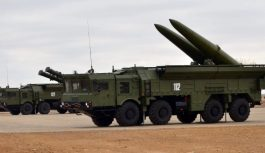 Эксперт: Вдоль границы Украины всегда было российское ядерное оружие