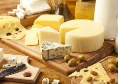 Производство популярных сыров в Украине