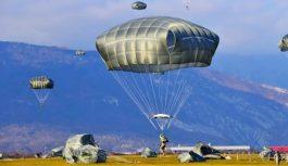 Украинские десантники получили американские парашюты