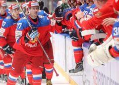 Расписание матчей сборной России по хоккею