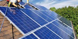 Как установить солнечную электростанцию
