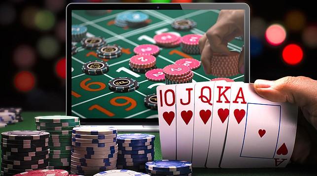 неон казино