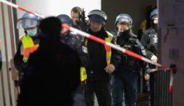В центре Берлина стрельба: есть пострадавшие