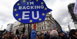 Нашла коса на камень: Европарламент не одобрит торговую сделку с Британией до конца года