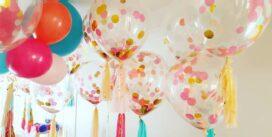 Как не тратя времени недорого купить шарики на день рождения